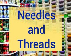Needles & Thread