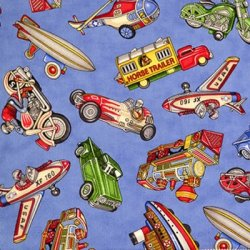 Where the Toys are 1708-02 by Dan Morris for RJR Fabrics
