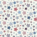 Twinkle Nautical Oil Cloth