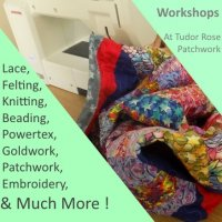Workshops - Tudor Rose Patchwork