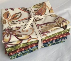 A New Leaf- Fat Quarter Bundle
