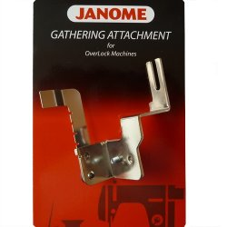 Janome Gathering Attachment