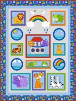 Quilting Patterns from Kid's Quilts