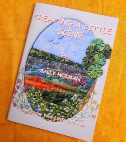 Creating a Little Scene by Sally Holman