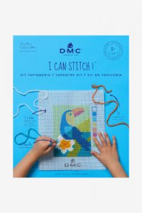 DMC I Can Stitch! Toucan Tapestry Kit C06N84K