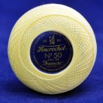 Fincrochet 50g No. 30 - Colour 1214 (Lemon)