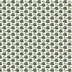 Oriental Floral FF259/3 by Fabric Freedom