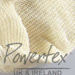 Powertex Stockinette Ecru 70 x 100cm