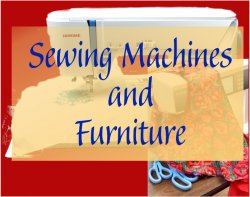 Sewing Machines & Sewing Furniture