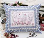 The Rivendale Collection by Sally Giblin - Quilters Mercantile Cushion Pattern