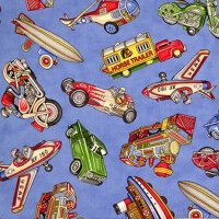 Where the Toys are by Dan Morris for RJR Fabrics