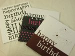 Birthday Cards- Personalise your Gift Vouchers