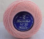 Fincrochet 50g No. 30 - Colour 1724 (Pink)