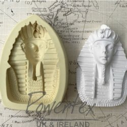 Tutankhamun - Powertex Silicone Mould