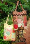 The Rivendale Collection by Sally Giblin - Freckles Bag Pattern