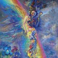 3 Wishes Ray Of Hope by Josephine Wall