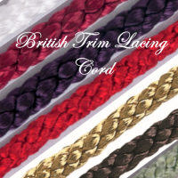 British Trim Lacing Cord