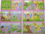 The Garden Fairy Book Panel 89390 101 from Nutex