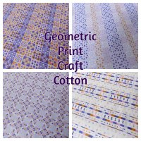 Geo from The Craft Cotton Company