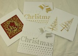 Christmas Cards- Personalise your Gift Vouchers