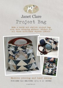 Project Bag Pattern from Janet Clare