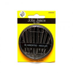 John James 30 Assorted Needles JJ80000