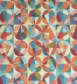 New World Tapestry Little Eclipse Fabric