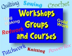 Workshops, Groups and Classes