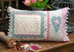 The Rivendale Collection by Sally Giblin - Friendships Are Sewn Cushion Pattern