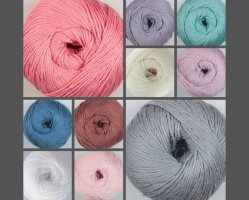 Stylecraft Naturals Bamboo and Cotton
