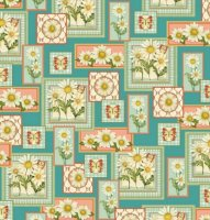 Daisy Garden From Quilting Treasures
