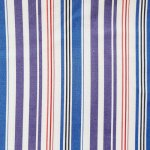 Quarter Deck Striped Cotton Fabric