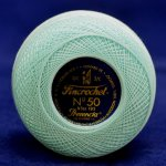 Fincrochet 50g No. 30 - Colour 4048 (Light Green)