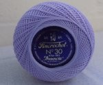 Fincrochet 50g No. 30 - Colour 2687 (Lilac)