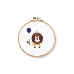 DMC Roar! Lion TB123 Embroidery Kit