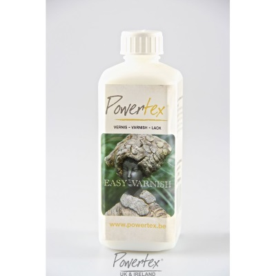 Powertex Easy Varnish - Click Image to Close