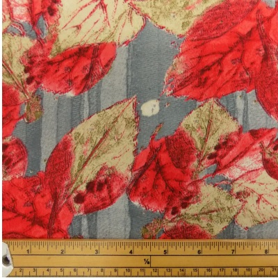 Kavita 30081 Red leaves - Click Image to Close