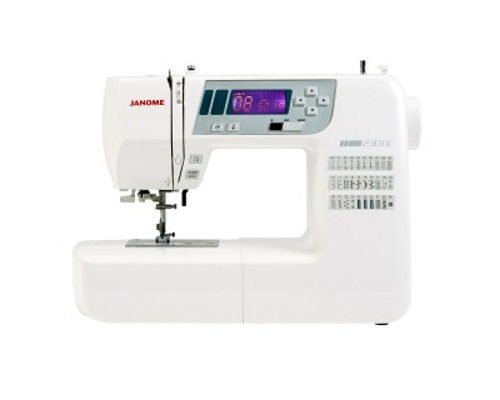 Janome 230DC Computerised Sewing Machine - Click Image to Close