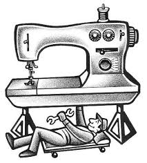 Sewing Machine & Overlocker Service/Repair Day Jeff Haynes