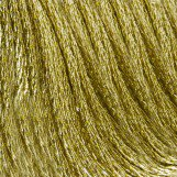 DMC Mouline Jewel Effects 5282- E3821 Gold