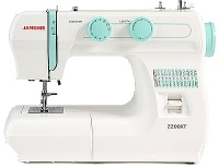 Janome Sewing Machines and Overlockers