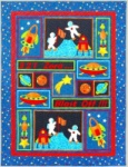 Quilting Patterns for Kid's Quilts!
