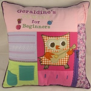 Make Your Sewing Machine Your Right Hand Geraldine Sykes Saturday 23rd September 2017