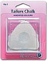 Hemline Tailors Chalk Triangles Assorted H250