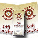 Tudor Rose Patchwork GIFT VOUCHERS!
